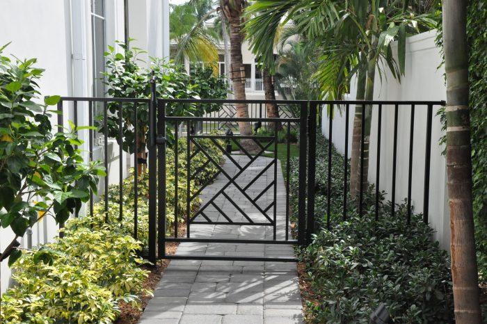 Pedestrian Gates 015
