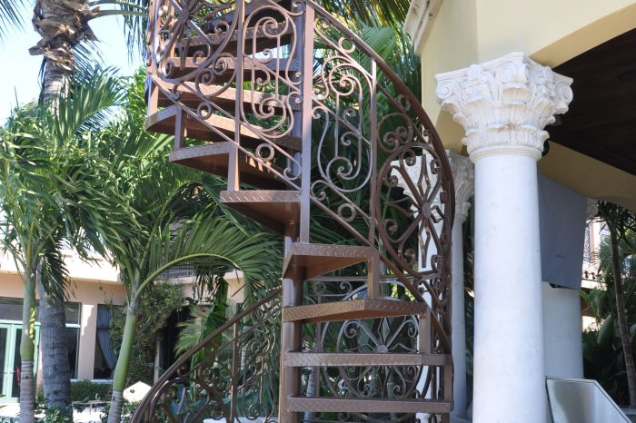Spiral Stairs 006