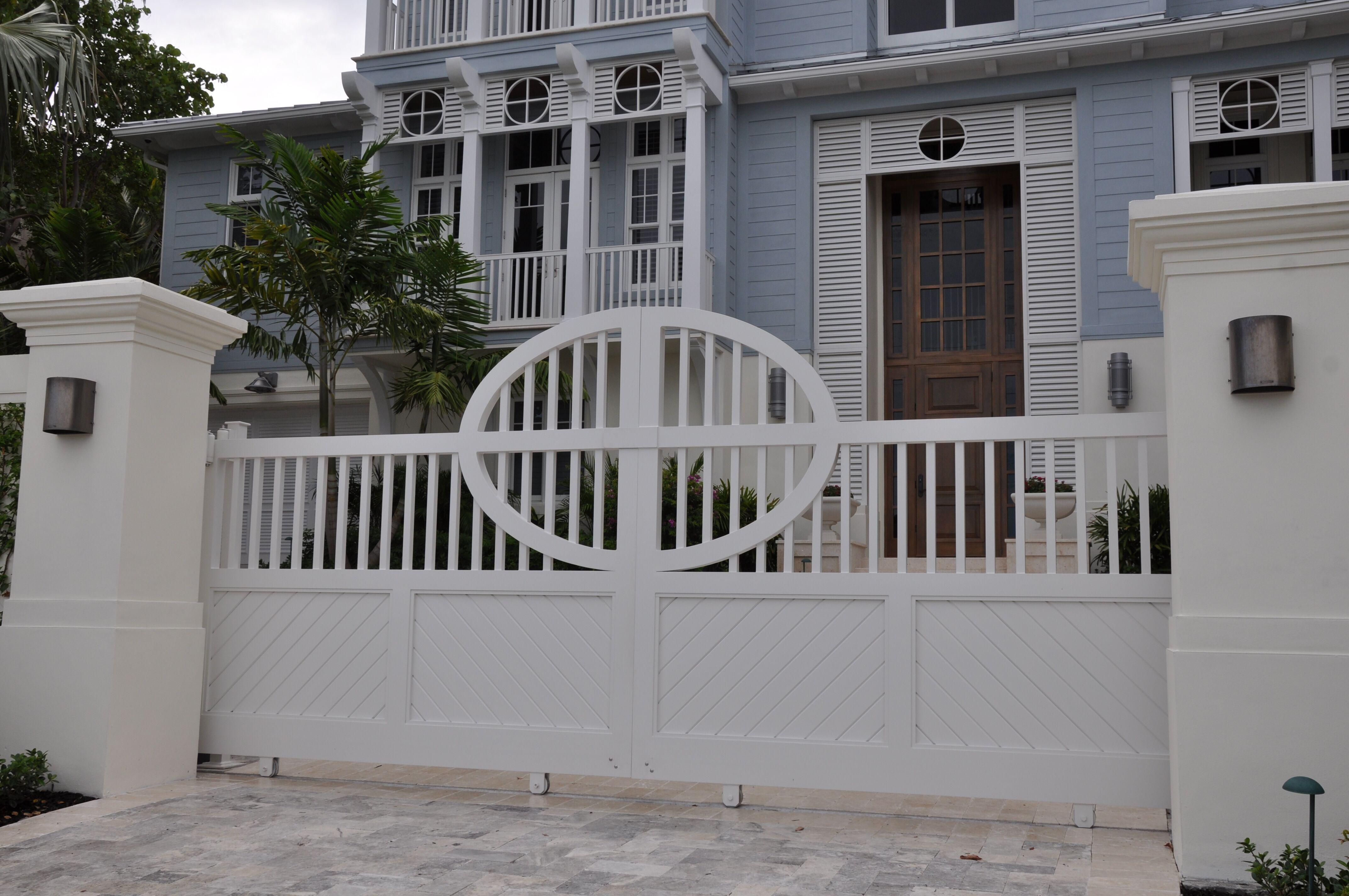 Entrance Driveway Gate 010