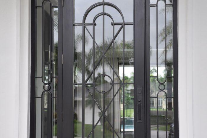 Exterior Front Door 015