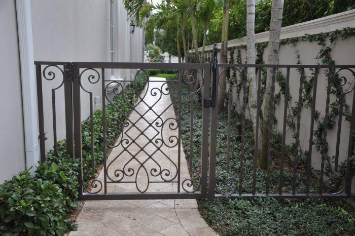 Pedestrian Gates 005