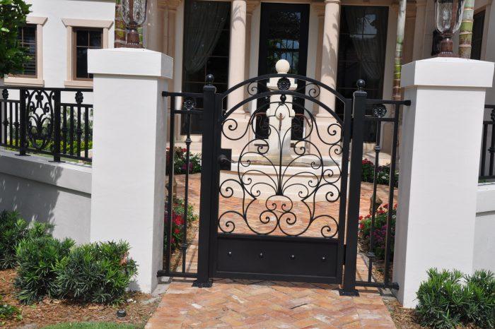 Pedestrian Gates 007