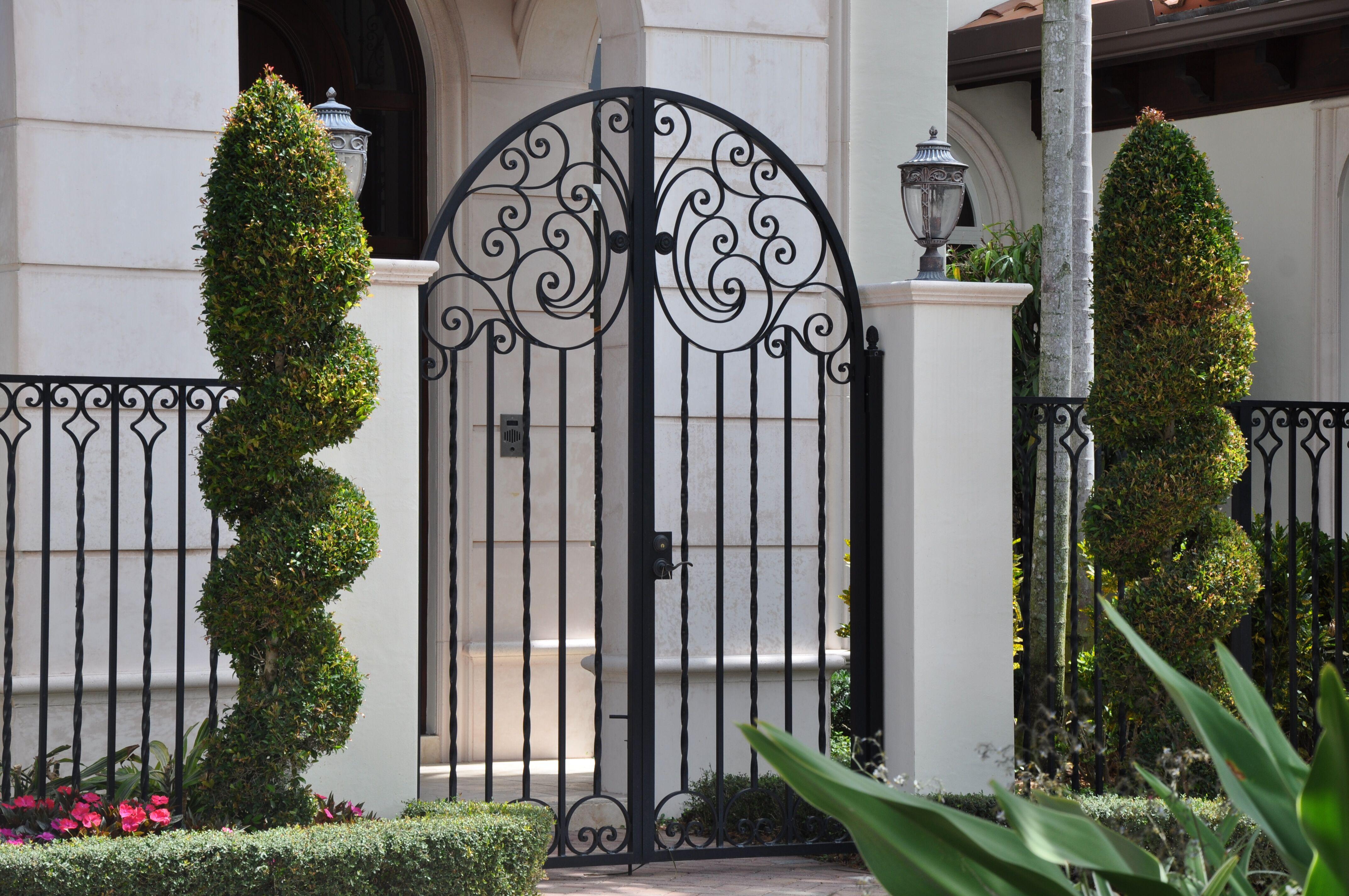 Pedestrian Gates 012