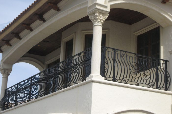 Exterior Railings 038