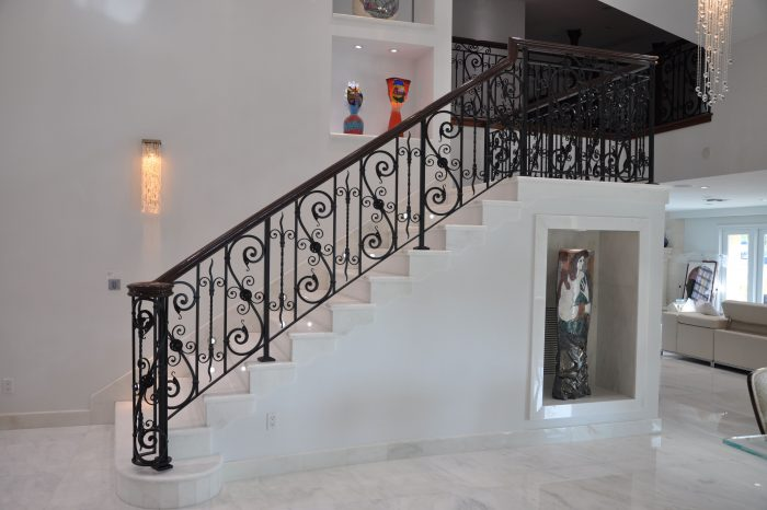 Interior Railings 067