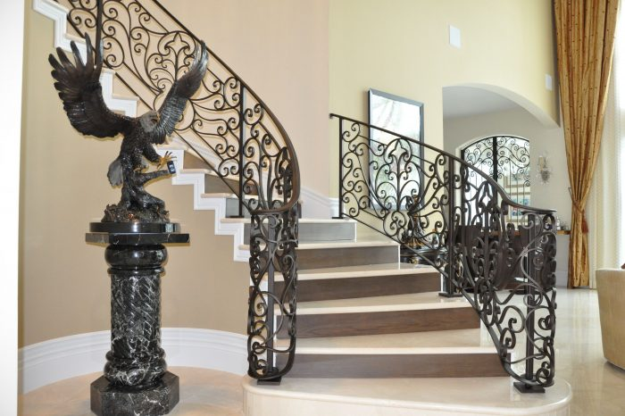 Interior Railings 070